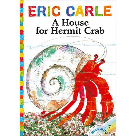 Make n Take Children's Craft Series: A House for Hermit Crab
