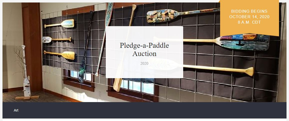 Pledge a Paddle