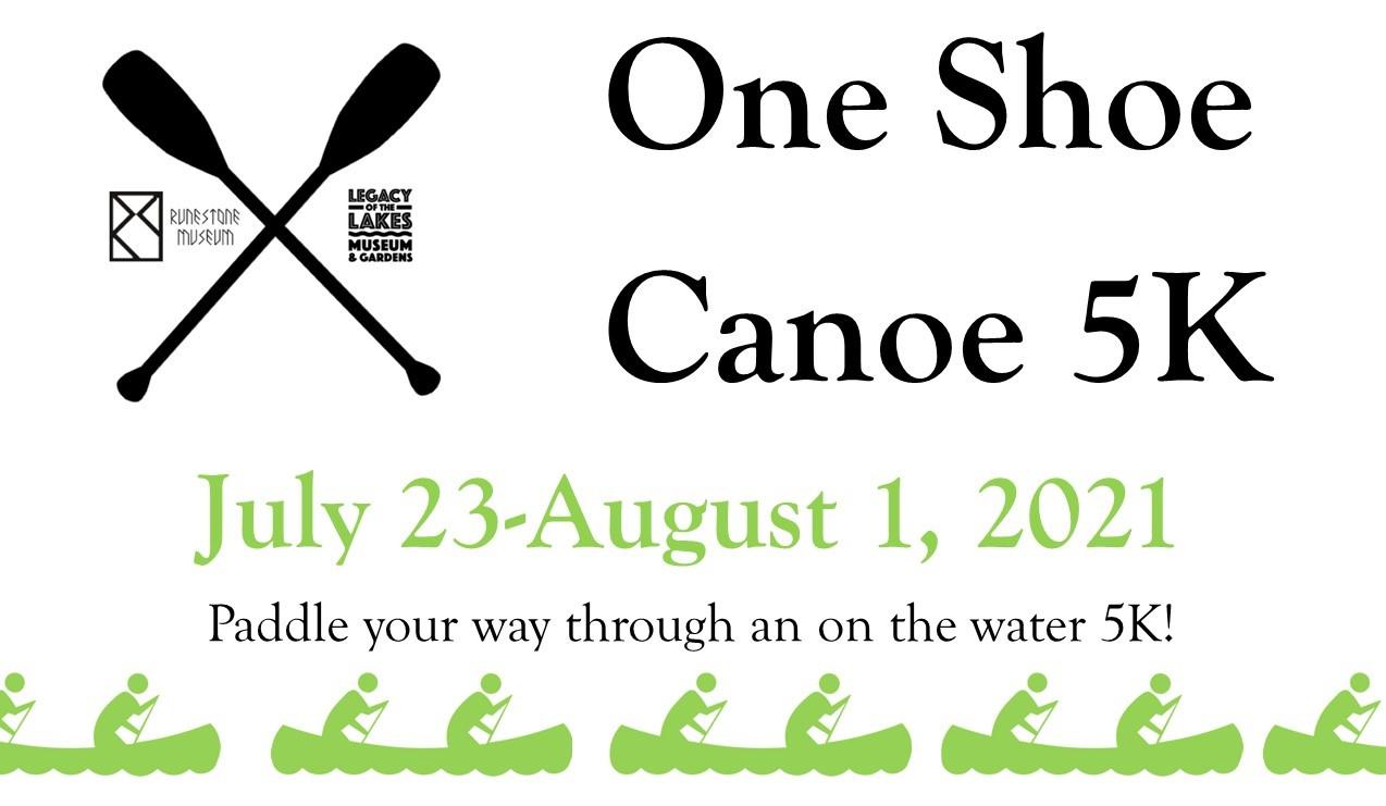 One Shoe Canoe